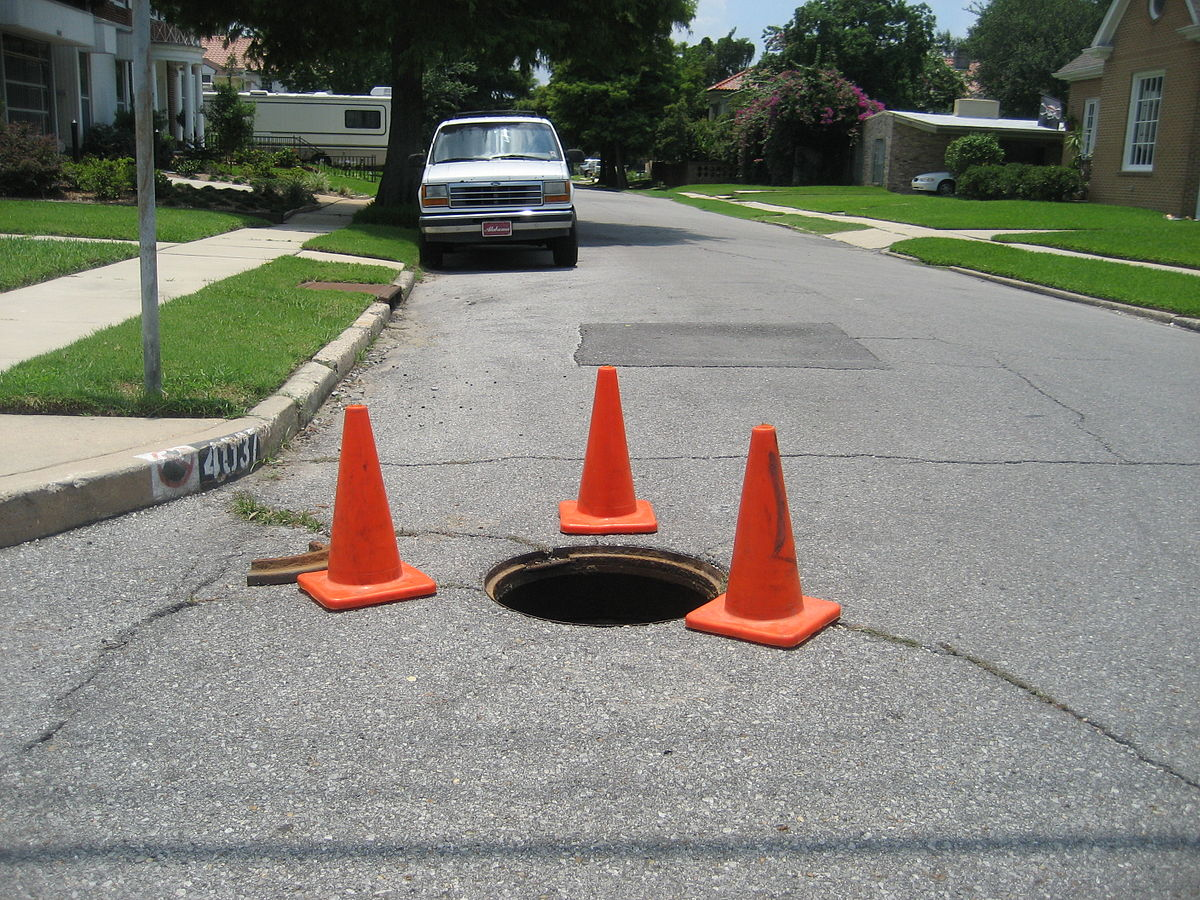 Preventing drain cover theft