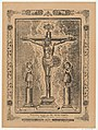 Broadsheet with Christ in the cross flanked by two angels MET DP869179.jpg