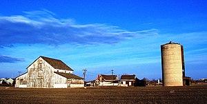Bromley Farm–Koizuma Hishinuma Farm - Buildings on the farm
