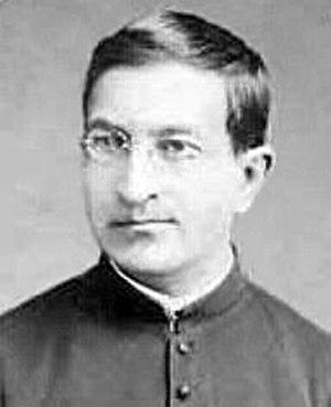 Bronisław Markiewicz - Markiewicz as a priest.