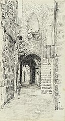 Brooklyn Museum - A Street in Jaffa - James Tissot.jpg