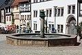 Brunnen auf Markt Sangerhausen.JPG