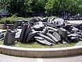 Brunnen in Berlin-Mitte, Ammonitenbrunnen 1.jpg