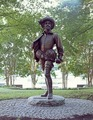 Bruno Lucchesi's 1976 statue of Sir Walter Raleigh, for whom North Carolina's capital city is named LCCN2011633041.tif