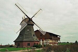 Kühlungsborn - Brunshöven Mill