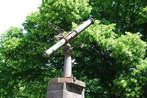 Düsseldorf-Bilk Observatory - Image: Bst close