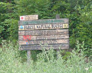 Bucegi Natural Park - Image: Bucegi Natural Park