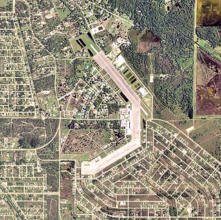 Buckingham Field airport in Florida, United States of America