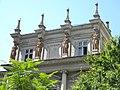 Bucuresti, Romania. Palatul Stirbei. Cele patru Cariatide veghind. (2).jpg