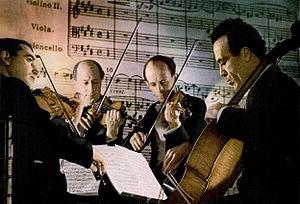 Budapest String Quartet - The Budapest String Quartet (1944)