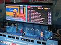 Budapest2017 fina world championships - 100backstroke final - results - scoreboard - Jiayu Xu (China).jpg