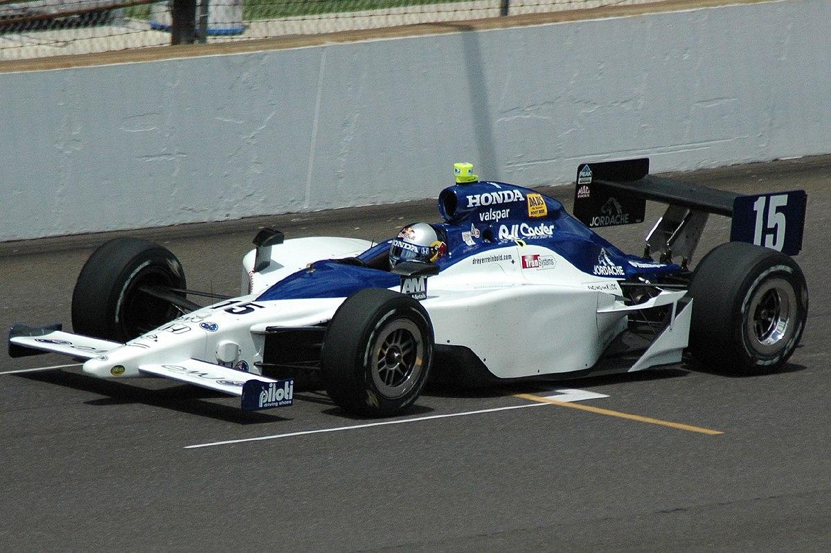 Dreyer  Reinbold Infiniti Indianapolis In >> Dreyer & Reinbold Racing - Wikipedia