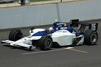 Dreyer & Reinbold Racing - Image: Buddy Rice Indy 2008