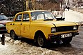 Bulgarian Moskvitch, Банкя. Москвич 412 Post Car, Bankya, Bulgaria Jan 1995 - Flickr - sludgegulper.jpg