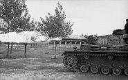 Bundesarchiv Bild 101I-732-0114-16, Russland - Mitte, Flammenwerfer-Panzer