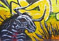 Burgos - Gamonal - graffiti 1.JPG
