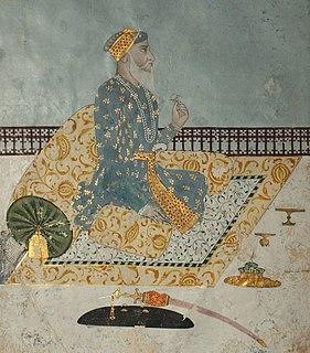 Saadat Ali Khan I 18th-century Indian nobleman