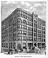 Burke Building, northwest corner 2nd Ave and Marion St, 1891 (SEATTLE 745).jpg