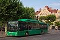 Bus at Clemenstorget, Malmö.jpg