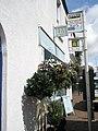 Bus stop outside Twigs in Mermaid Walk - geograph.org.uk - 942784.jpg