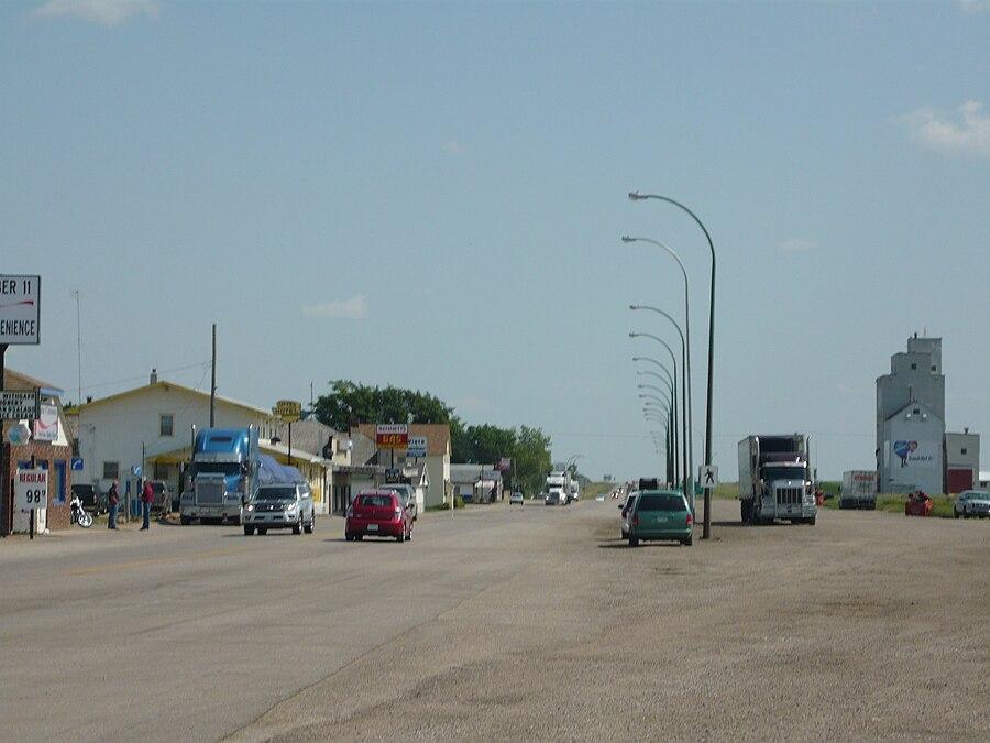 Chamberlain, Saskatchewan
