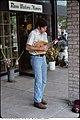 Busker playing mandolin, St. Lawrence Market (13626179644).jpg