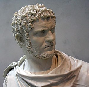 Parthian war of Caracalla - Caracalla (r. 198–217)