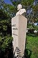 Busto di Michele Gervasio archeologo a Torre a Mare.jpg