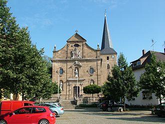 Buttenheim - St. Bartholomew's Parish Church in Buttenheim