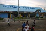 Butuan Airport exit.jpg