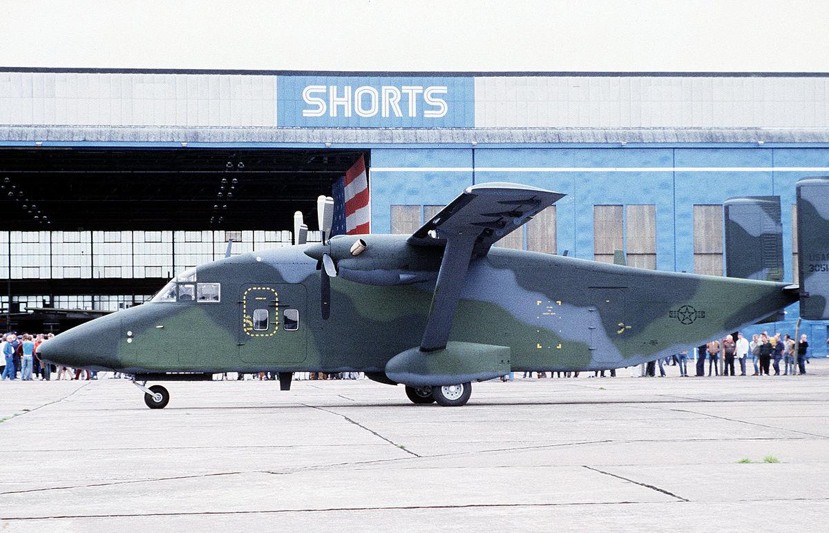Resultado de imagen para Short C-23 Sherpa