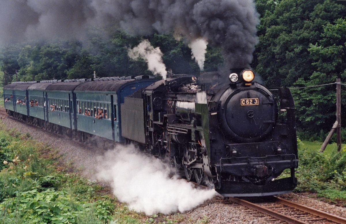 JNR Class C62 - Wikipedia