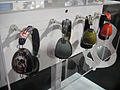 CES 2012 - Skullcandy headphones (6937592411).jpg