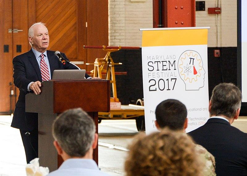 File:CG Wins speaks at MD STEM Festival (26445805399).jpg