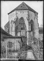 CH-NB - Coppet, Église, Façade, vue partielle - Collection Max van Berchem - EAD-8740.tif
