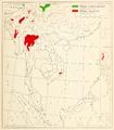 CL-38 Pinus tabulaeformis & Pinus insularis range map.png
