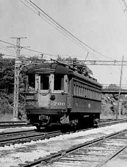 Chicago North Shore and Milwaukee Railroad - Wikipedia