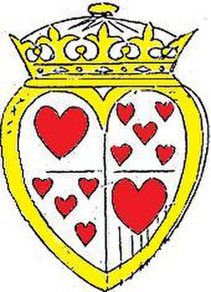 Wonderland (fictional country) - Coat of Arms of Wonderland