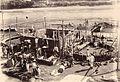 COLLECTIE TROPENMUSEUM Aanleg van een spoorbrug over de Kali Serayu TMnr 60052261.jpg