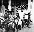 COLLECTIE TROPENMUSEUM Portret van een groep kinderen TMnr 20000022.jpg