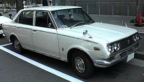 Toyota Mark II - Wikipedia