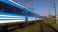 File:CSR Zhozhou Nº136 Ingresando a la Estación La Plata (Pruebas) - Linea Roca.webm