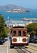Cable Car No. 1 and Alcatraz Island.jpg