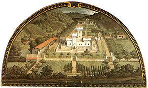 Villa De Medici Fiesole