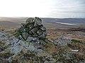 Cairn on Beinn a' Chapuill - geograph.org.uk - 1065889.jpg
