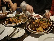 Cuisine portugaise wikip dia for Cuisine portugaise