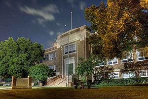 Denton Independent School District - Calhoun Middle School
