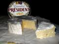 Camembert de marque President.png