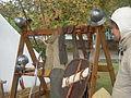 Camp médiéval Châteaugiron armes2.JPG
