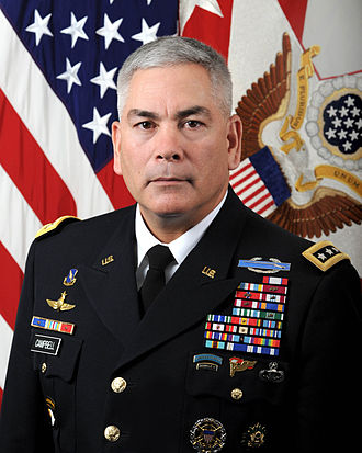 John F. Campbell (general) - Campbell as Vice Chief of Staff of the Army in 2013